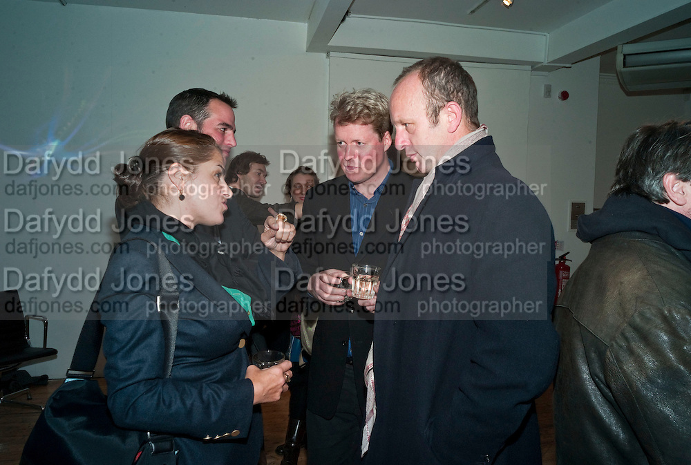 TRACEY EMIN; EARL OF SPENCER; JOHNNIE SHAND KYDD, The  launch of Johnnie Shand Kydd's book Siren City. ( Photographs of Naples) Claire<br /> de Rouen books published  by Other Criteria. Charing Cross Rd. London. 30 November 2009