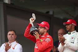May 26, 2019 - Monte Carlo, Monaco - xa9; Photo4 / LaPresse.26/05/2019 Monte Carlo, Monaco.Sport .Grand Prix Formula One Monaco 2019.In the pic: Sebastian Vettel (GER) Scuderia Ferrari SF90 (Credit Image: © Photo4/Lapresse via ZUMA Press)