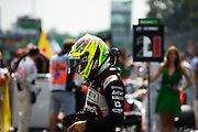 September 4, 2016: Sergio Perez (MEX), Force India , Italian Grand Prix at Monza