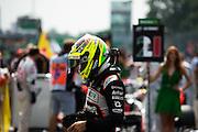 September 4, 2016: Sergio Perez (MEX), Force India , Italian Grand Prix at Monza