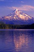Image of Mt. Hood and Lost Lake, Oregon, Pacific Northwest