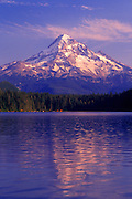 Image of Mt. Hood and Lost Lake, Oregon, Pacific Northwest