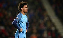Leroy Sane of Manchester City - Mandatory by-line: Alex James/JMP - 13/02/2017 - FOOTBALL - Vitality Stadium - Bournemouth, England - Bournemouth v Manchester City - Premier League