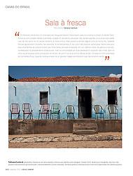 CASA &amp; JARDIM - Se&ccedil;&atilde;o Casas do Brasil<br /> &quot;Sala &agrave; fresca&quot;<br /> September, 2012