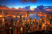 Hong Kong Sunrise / Limited Edition