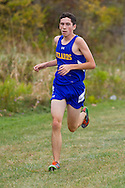 Washingtonville, New York - Washingtonville High School  hosted boys' and girls' cross country meets against Cornwall, Goshen, Minisink Valley and Mount Academy on Oct. 7, 2014.