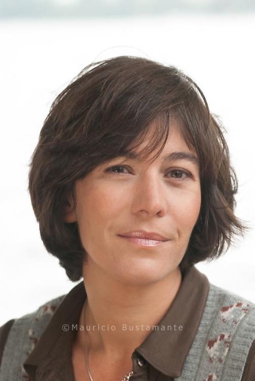 Sandra Maahn (* 16. April 1968 in M&uuml;nchen) ist eine deutsche Nachrichtensprecherin und Fernsehmoderatorin. 14.04.2010.<br /> Hamburg