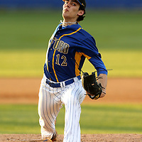 Oxford pitcher Parker Stinnett gets the start against Tupelo on Tuesday night.