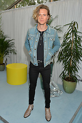 DOUGIE POYNTER at the Glamour Magazine Women of the Year Awards in association with Next held in the Berkeley Square Gardens, London on 7th June 2016.