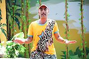 Yuval Hamebulbal (Yuval Shem-Tov) An Israeli performer star of the children's shows