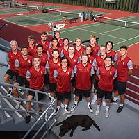 USC | 2017 | Men's Tennis Team Photo