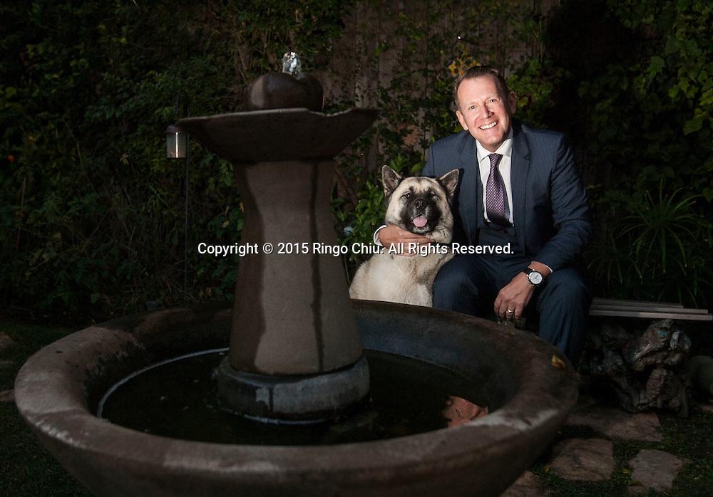 Marketing guru Brad Wald.<br /> Photo by Ringo Chiu/PHOTOFORMULA.com)
