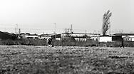 Football is not only football... Orange Farm township, near Johannesburg, South Africa, 27 June 2010.