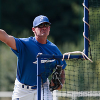 21 july 2010: Jeff Zeilstra of Team France is seen during a practice prior to the 2010 European Championship Seniors, in Neuenburg, Germany.