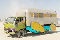 If you know the name of this mutant vehicle please comment below or email me. My Burning Man 2018 Photos:<br />
