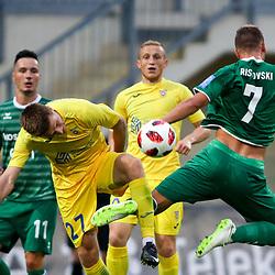 20180722: SLO, Football - Prva liga Telekom Slovenije 2018/19, NK Domzale vs NK Krsko