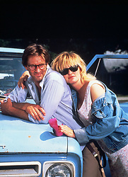 July 31, 2017 - FILE - SAM SHEPARD (born November 5, 1943, died: July 30, 2017), the Pulitzer Prize-winning playwright and Oscar-nominated actor, died at his home in Kentucky. He was 73. He died of complications of ALS aka Lou Gehrig's disease. Shepard authored more than 40 plays, winning the Pulitzer Prize for drama in 1979 for his play 'Buried Child.' The Broadway production of the drama was nominated for five Tony Awards in 1996. Pictured: 1986, Film Title: CRIMES OF THE HEART, Director: BRUCE BERESFORD, Pictured: Accessories, Bruce Beresford, Jessica Lange, Sam Shepard. (Credit Image: © SNAP/Entertainment Pictures/ZUMAPRESS.com)