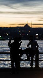 THEMENBILD - Istanbul, früher Konstantinopel, ist die größte Stadt der Türkei. Sie liegt am Bosporus und liegt am Schnittpunkt von Asien und Europa. Aufgenommen am 06.03.2016 in Istanbul, Türkei // Istanbul, former Constantinople, is the biggest City of Turkey. Turkey on 2016/03/06. EXPA Pictures © 2016, PhotoCredit: EXPA/ Michael Gruber