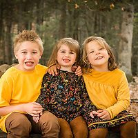 Evelyn Kids Portraits Fall 2016