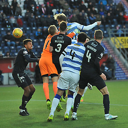 Falkirk v Morton | Scottish Championship | 25 November 2017