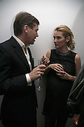 Agnieszka and Charlie Butter, India Hicks And Crabtree & Evelyn launch new skincare range. : Hempel Hotel, 31-35 Craven Hill Gardens, London, W2, 22 November 2006. ONE TIME USE ONLY - DO NOT ARCHIVE  © Copyright Photograph by Dafydd Jones 66 Stockwell Park Rd. London SW9 0DA Tel 020 7733 0108 www.dafjones.com