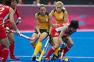Olympics 2012, hockey, Rika komazawa