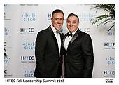 HITEC Annual Summit 2018 Step & Repeat – Cisco