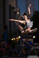 Dance As Art Photography Project- New York City Flatrion District featuring dancer,
