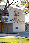 Oaks Middle School In Los Alamitos California