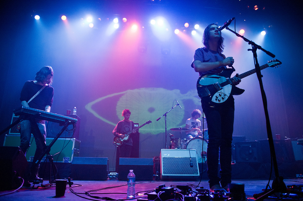 Tame Impala at The Vic Theatre
