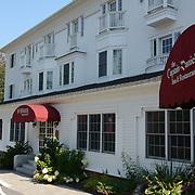 BRUNSWICK, Maine -- Sept 11, 2013 -- The Captain Daniel Stone Inn in Brunswick. Photo by Roger S. Duncan for The Forecaster.