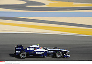 Formula 1 Practice - GP DE BAHREIN