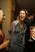 Valeria Napoleon, Plum Sykes, book launch party, Annabel's, Berkeley Square, London, W1,10 May 2006.  Matthew Williamson, Catherine Vautrin, Laudomia Pucci host party to celebrate 'The Debutante Divorcee'. ONE TIME USE ONLY - DO NOT ARCHIVE  © Copyright Photograph by Dafydd Jones 66 Stockwell Park Rd. London SW9 0DA Tel 020 7733 0108 www.dafjones.com