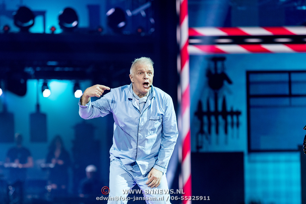 NLD/Amsterdam/20191115 - Chantals Pyjama Party in Ziggo Dome, Peter Jan Rens