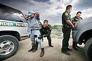 Archief Grenspolitie USA-Mexico 2005