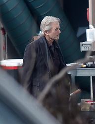 EXCLUSIVE: Michael Douglas on set for main role in tv series The Kominsky Method the long time actor looks as though his health has bounced back as he shows up to work. 30 Jan 2018 Pictured: Michael Douglas. Photo credit: APEX / MEGA TheMegaAgency.com +1 888 505 6342