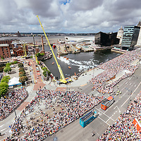 Giants in Liverpool 2014 - Sunday