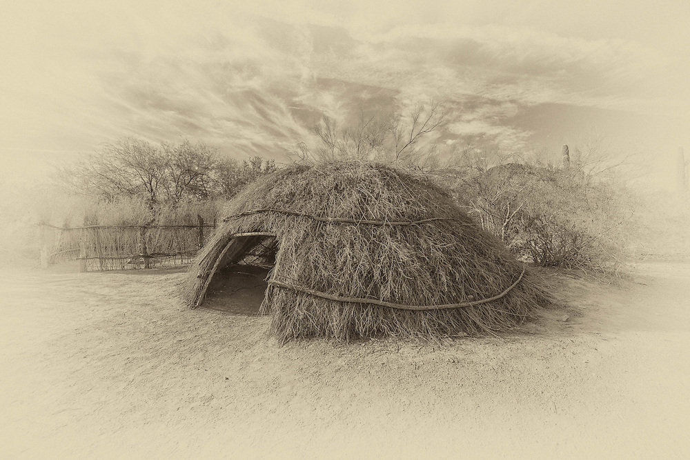 Hohokahm pithouse example