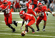 2011 Kirkwood HS vs Staley HS football