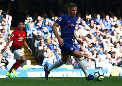 October 20, 2018 - London, England, United Kingdom - London, England - October 20: 2018.Chelsea's Ross Barkley.during Premiership League between Chelsea and Manchester United at Stamford Bridge stadium , London, England on 20 Oct 2018. (Credit Image: © Action Foto Sport/NurPhoto via ZUMA Press)