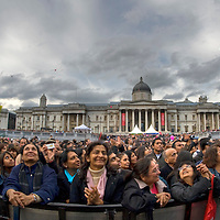 London  Oct19th Mayor Boris Johnson officially opens the annual Diwali in the Square celebrations in London Trafalgar  Square on Oct 19th ...***Licence Fee's Apply To All Image Use***.XianPix Pictures  Agency  tel +44 (0) 845 050 6211 e-mail sales@xianpix.com www.xianpix.com