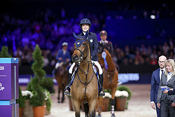 FuchsSpringsteen Jessica, USA, RMF Zecillie<br /> LONGINES FEI Jumping World Cup™ - Lyon 2019<br /> © Hippo Foto - Julien Counet<br /> 03/11/2019