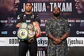 Joshua Takam Press Conference