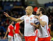 Wales v Netherlands 131115