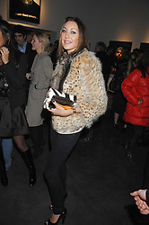 TAMARA MELLON at a private view of Octagan a showcase of work of photographer Kevin Lynch featuring the stars of the Ultimate Fighter Championship held at Hamiltons gallery, Mayfair, London on 17th January 2008.<br />