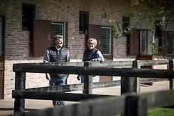 De Brabander Joris, De Brabander Katja,  BEL<br /> Stal De Muze - Sint Niklaas 2017<br /> © Hippo Foto - Dirk Caremans<br /> 11/04/17