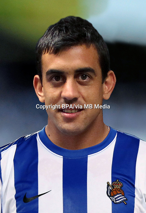 Diego Ifran  ( Real Sociedad )