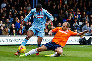 Luton Town v Tranmere Rovers - 15/11/2014