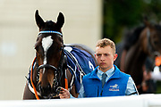Gert Lush ridden by David Probert and trained by Roger Teal in the Mj Church Contracting Ebf Stallions Fillies' Novice Stakes (Plus 10 Race) race.  - Ryan Hiscott/JMP - 24/05/2019 - PR - Bath Racecourse - Bath, England - Friday 24th May 2019 Race Meeting at Bath Racecourse