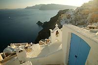 Santorini, the Greek Islands